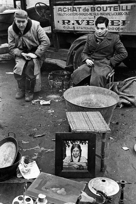 Puces de Montreuil, 1953