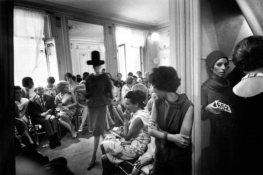 Défilé de mode, 1964