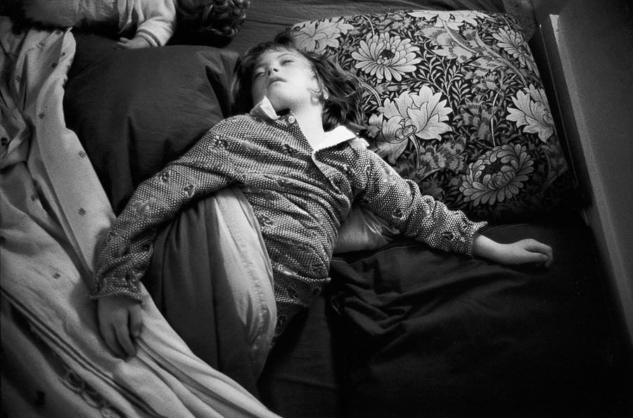 Clémence endormie, 1989