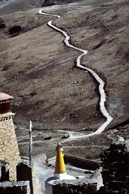 Vers Ganden, 1985