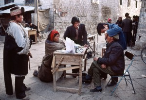 Dentiste des rues, 1985