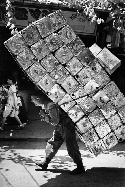 Bursa, Anatolie, 1955