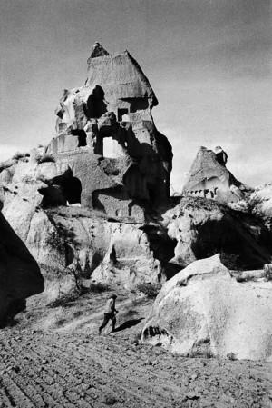 Cappadoce, 1955