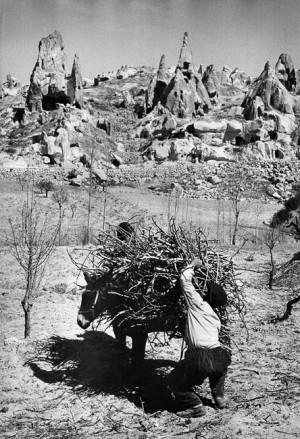 Cappadocia, 1955