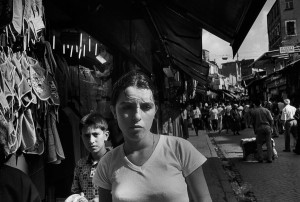 In Merkan street, close to the Great Bazar, Istanbul, 1998