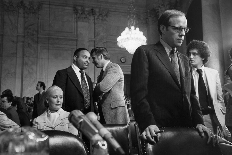 Watergate trial, 1973