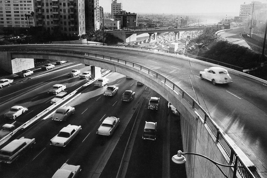 Los Angeles, 1959