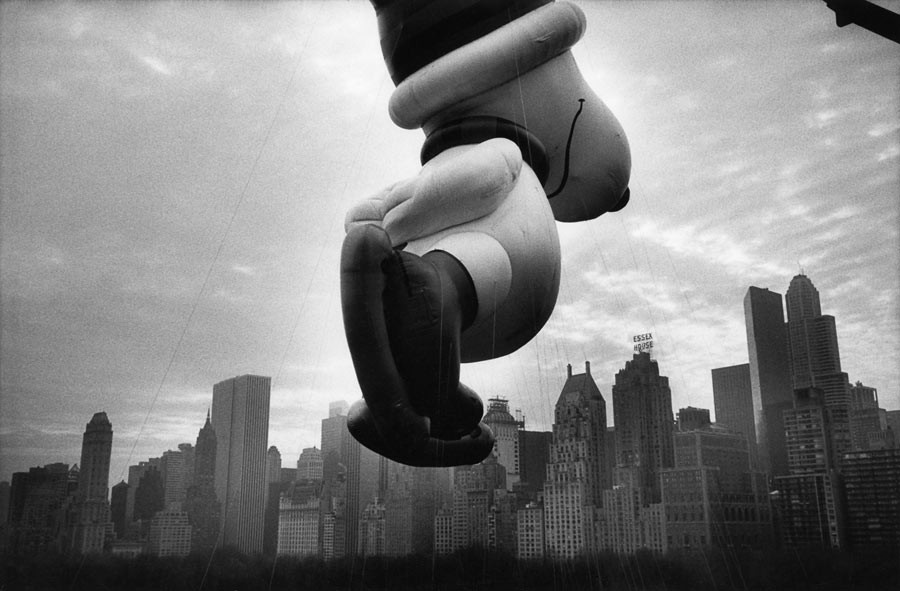 Snoopy, New York, 1988