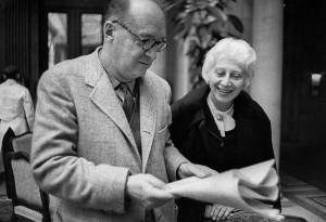 Vladimir Nabokov, Paris, 1959