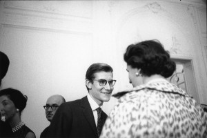 Yves Saint Laurent, Paris, 1959