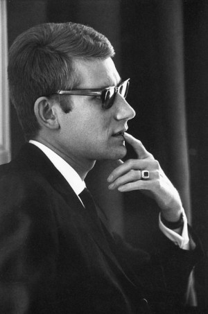Yves Saint Laurent, Paris, 1964