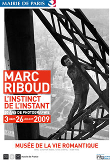 L instinct de l instant marc riboud - Musee de la vie romantique salon de the ...